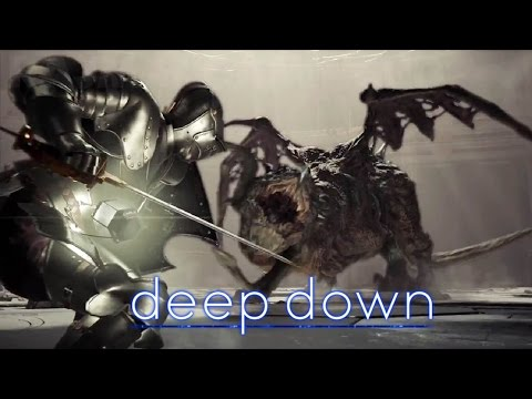 Deep Down (PS4) - TGS 2014 Trailer [1080p] TRUE-HD QUALITY