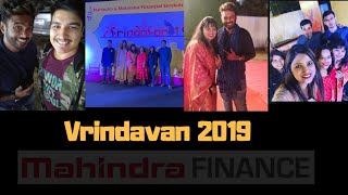 Vrindavan 2019 | Mahindra Finance Event | RJ Roshan | Drone View