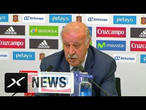 Vicente Del Bosque erklärt Aus von Juan Bernat und Javi Martinez | Euro 2016