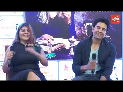 Rajeev Khandelwal Launches Isha Mehtas Book Magical Oil Recipes | Latest | YOYO TV Hindi