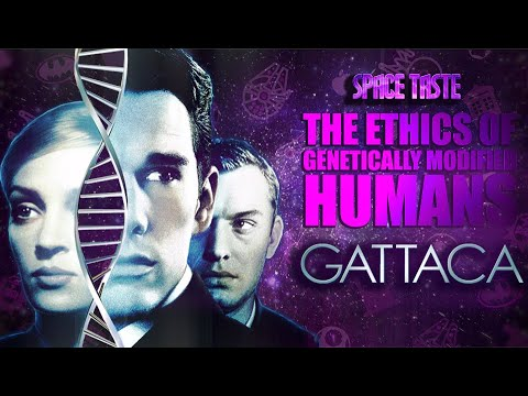 Gattaca: Is The GENETIC MODIFICATION OF HUMANS Ethical?? | Sci-fi Breakdown | Space Taste