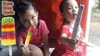 Trò Chơi Kem Que Hàn Quốc ❤ KN Cheno kn chânnel ❤ Đồ Chơi Trẻ Em toys for kids
