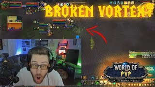 World of PvP - CDEW VORTEX FAIL, DRAINER DEATH EVERY BLIND, UNKILLABLE ROGUES!