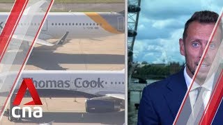 British travel firm Thomas Cook declares bankruptcy