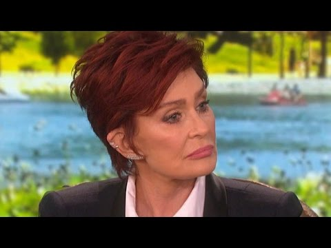 Sharon Osbourne Returns to 'The Talk' - What You Didn't See on TV!