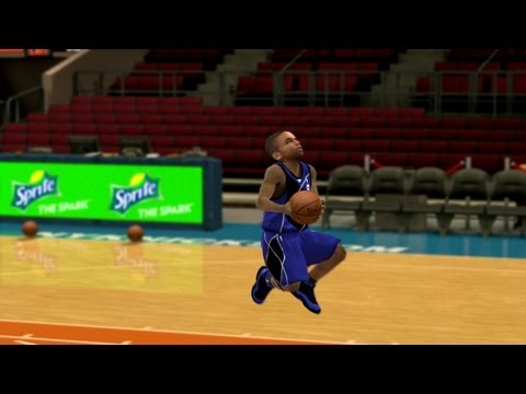 NBA 2K13 My Career - The Rookie Showcase