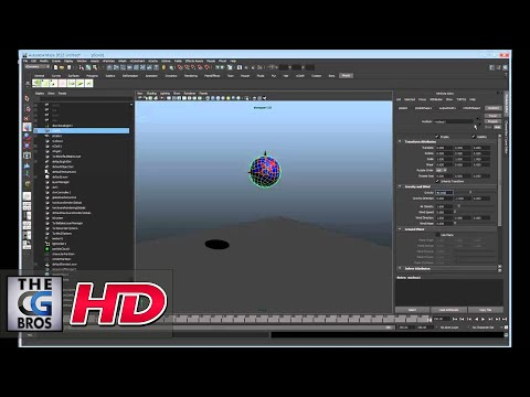 Maya to 3ds Max (Soft Body Dynamics Tutorial)