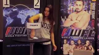 WFL - The Fight Behind The Fighter - Orinta Van Der Zee Part 2