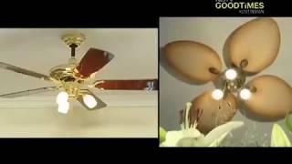 Designer, Fancy Luxury fan for Indian homes | Chandelier fan | Luxaire