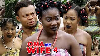 Oma My Wife Season 4 - (New Movie) 2018 Latest Nigerian Nollywood Movie Full HD | 1080p