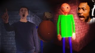BALDI.. REMASTERED.. YOU THOUGHT IT WAS OVER | Baldi's Unreal Basics