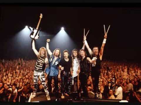 Metallica's Tribute To Iron maiden