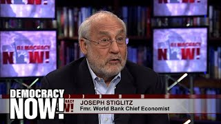 Nobel Economist Joseph Stiglitz Hails New BRICS Bank Challenging U.S.-Dominated World Bank & IMF