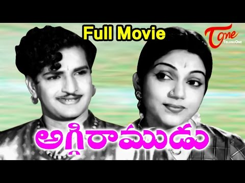 Aggiramudu - Full Length Telugu Movie - NTR - Bhanumathi