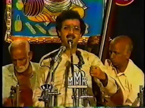 Rajkumar Bharathi - 147th Thyagaraja Aradhana, Thiruvaiyaru (1994)_19m 06s