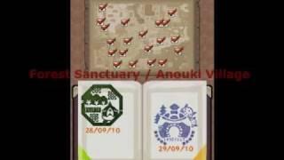 [The Legend of Zelda: Spirit Tracks] All Stamps Locations (Complete)