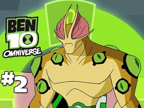 BEN 10 Omniverse Gameplay Walkthrough Part 2 HD With Blitzwinger