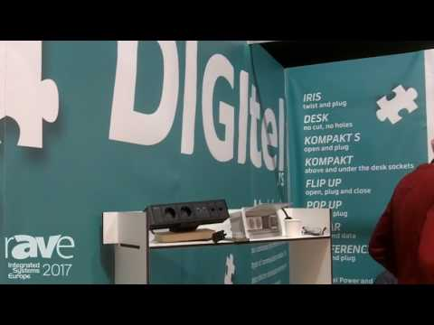 ISE 2017: Digitel Presents Company Stand