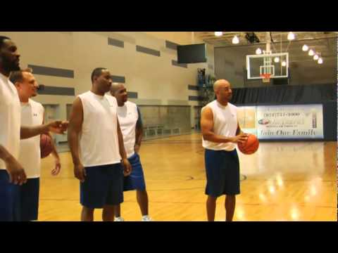 Spud Webb Proves He Can Still Dunk At Age 47!