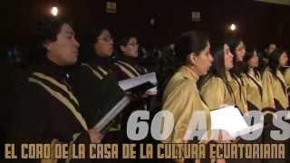 Ciclo de conciertos por 60 años del Coro de la CCE