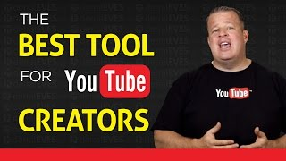The Best Tool For YouTube Creators - TubeBuddy