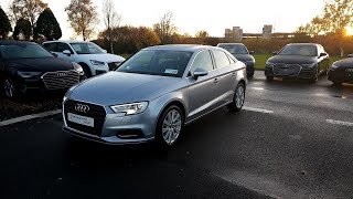 181D24396 - 2018 Audi A3 1.6TDI 116 SE Saloon SAVE 4992 FROM ONLY 264 PER M...