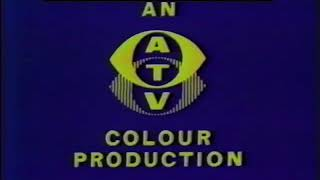 ATV Colour Production / ITC World Wide Distribution logos (1969/1971)