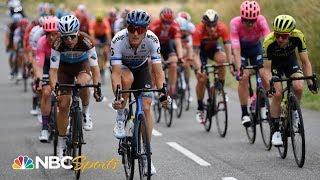 Tour de France 2019: Stage 12 finish | NBC Sports