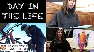 DAY IN THE LIFE: 2ND YEAR PHYSICS STUDENT AT CAMBRIDGE UNIVERSITY
