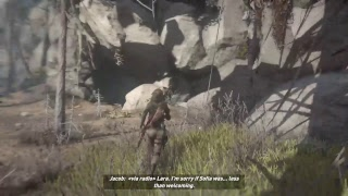 Rise of The Tomb Raider - PS4