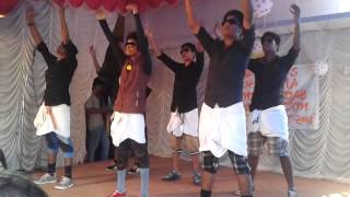 Malayalam Funny Dance In College