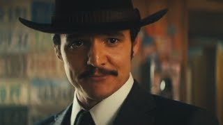 Pedro Pascal Is Agent Whiskey