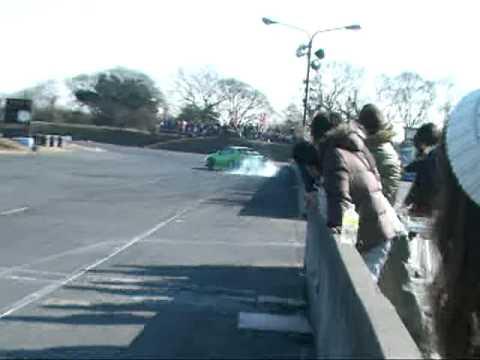 2010-1-19 桶川 いか天 関東大会 チームグリーンの会