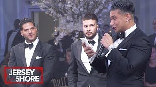 Best Man Speeches at Mike's Wedding | Jersey Shore: Family Vacation | MTV