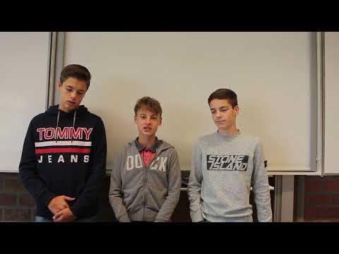 Jip, Florian en Emiel
