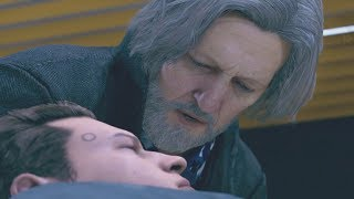 Hank Sees Connor Die Every Time - Detroit Become Human