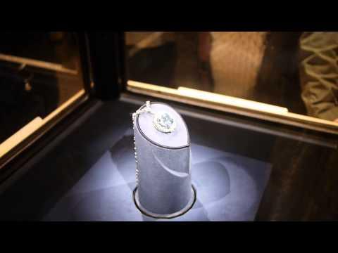 Hope Diamond - Smithsonian Museum