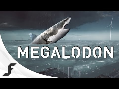 Battlefield 4 Megalodon - Giant Shark Easter Egg? + Phantom Prospect