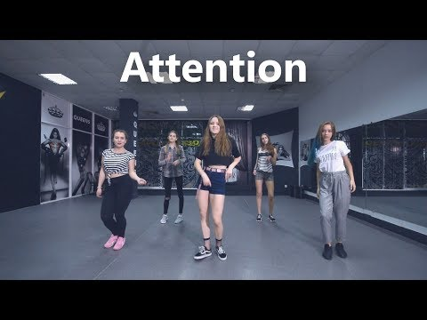 Attention - Charlie Puth / J.Yana Choreography (BEGINNERS class)