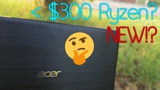 $280 Ryzen Laptop NEW!? | Acer Aspire 3 (A315-41-R3RF) Overview
