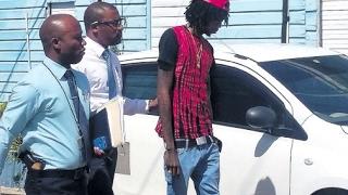 Alkaline Remains In Police Custody! Spends Night In Lock Up|  Alkaline Should Leave Jamaica