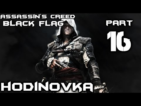 ► Assassin's Creed 4 : Black Flag | #16 | Šílenství | CZ Lets Play / Gameplay [HD] [PC]