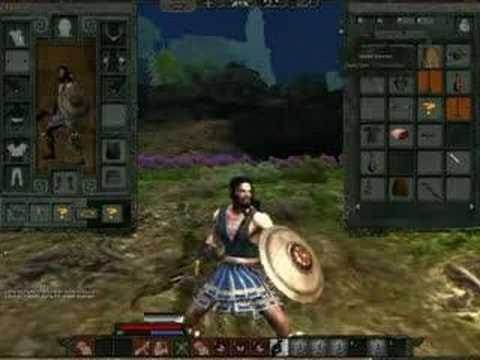 AoC Age of Conan Beta Ranger Level 12