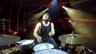2cellos They Don 39 T Care About Us Live At Arena Di Verona Drum Cam Dusan Kranjc