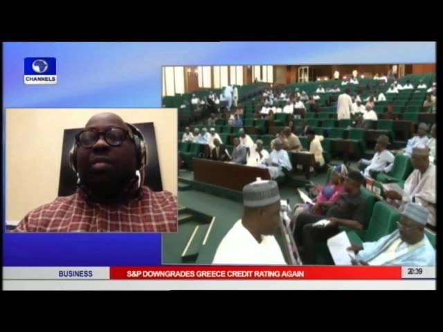 Saraki Stands A Better Chance As Senate President – Dele Momodu 19/04/15