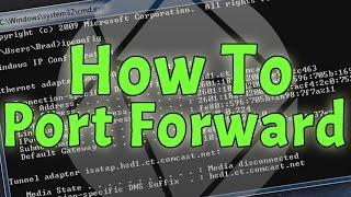 How To Port Forward For A Minecraft Server
