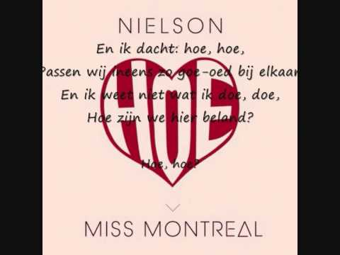 Nielson & Miss Montreal - hoe lyrics
