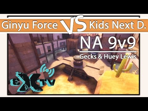 eXtv Live: UGC Grand Finals - Ginyu Force vs Kids Next Door (Map 1: Gullywash)