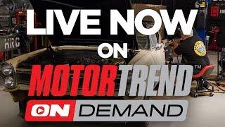 TEASER! #Lemanster: Our Ultimate Road-trip Cruiser Build! - Hot Rod Garage Ep. 51
