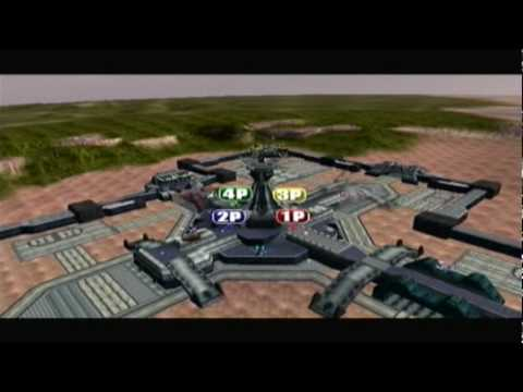 Let's Play Star Fox Assault (Bonus 2) Multiplayer at Katina